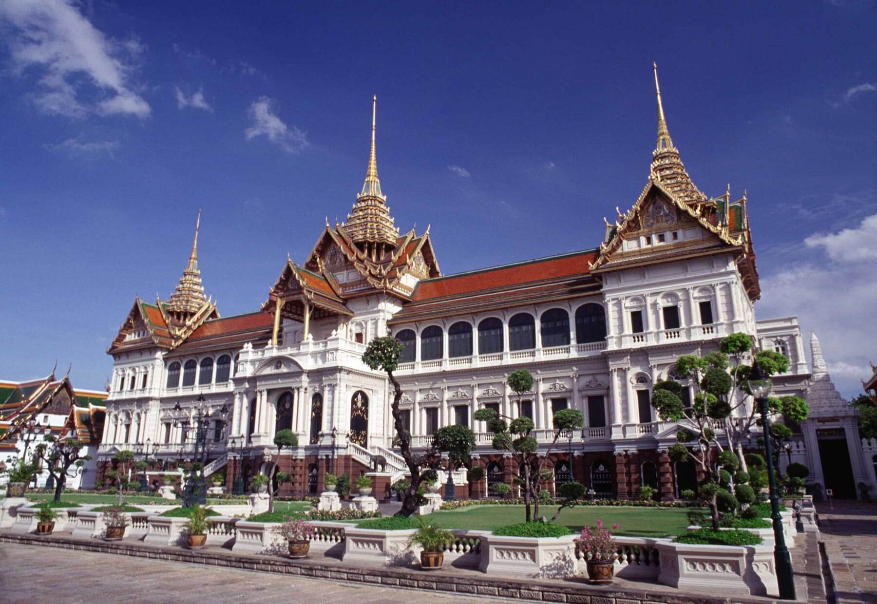 Grand-Palace Tempel in Bangkok