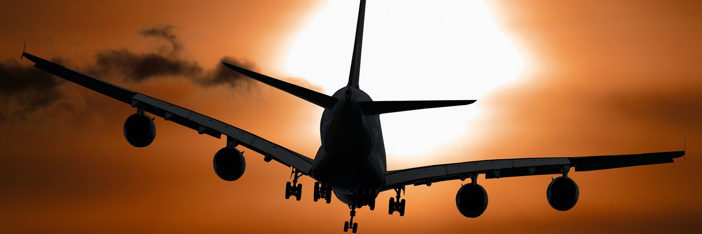 Ausgleich der CO2 Emissionen auf Langstreckenflüge