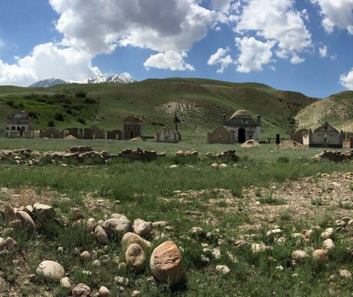 Ideal für Wanderungen- Natur in Usbekistan