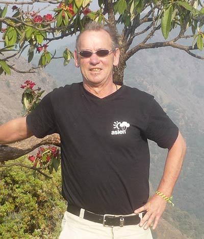 Leander Gerlach - Berater für Indien – Nepal – Bhutan – Tibet Japan – Korea – Taiwan – China Papua Neuguinea – Mikronesien – Philippinen Myanmar, Flusskreuzfahrten Myanmar