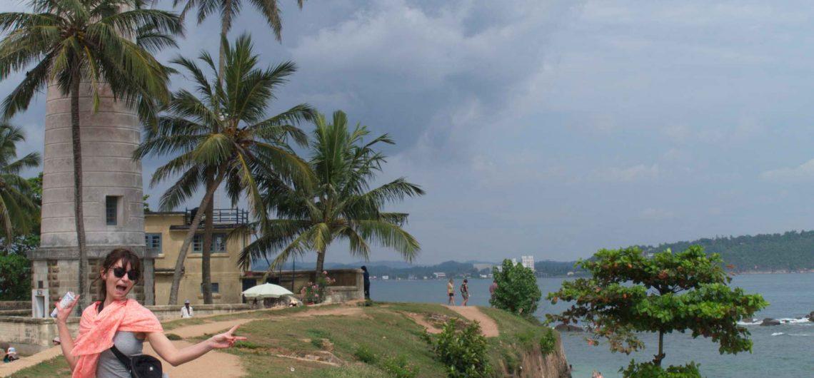 Unsere Sri Lanka Spezialistin unterwegs für Sie -so entsteht eine Rundreise Sri Lanka