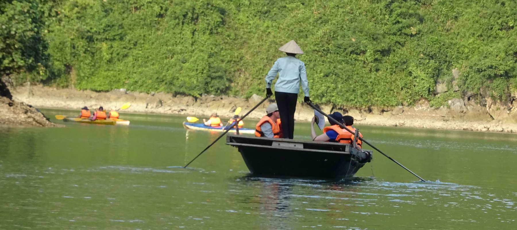 Unsere Vietnam Spezialisten kennen sich vor Ort aus und helfen Ihnen Ihren idealen Vietnam Urlaub zu planen.
