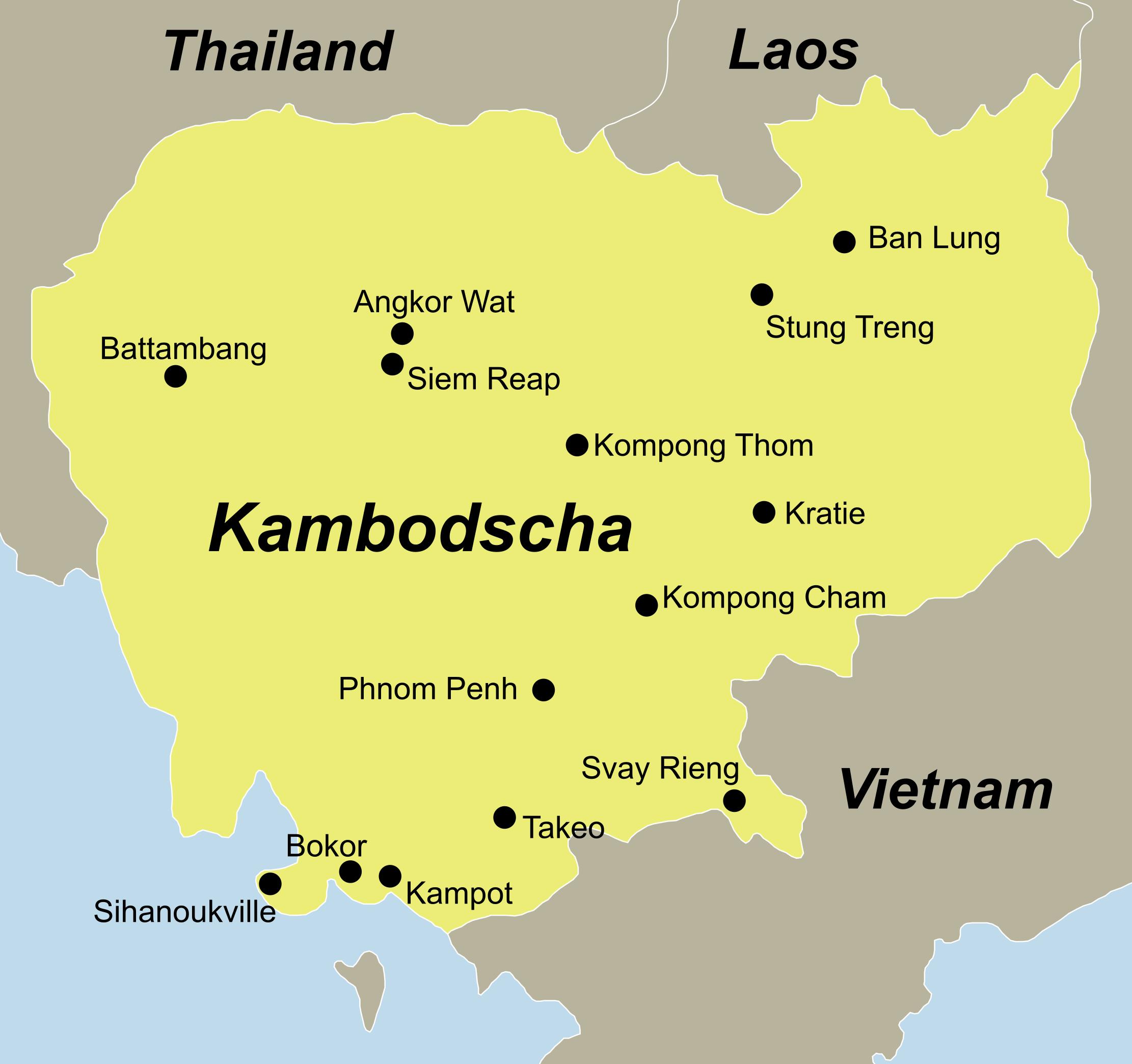 Kambodscha Traumurlaub anspruchsvoll mit dem Reiseveranstalter reisefieber planen und reisen.