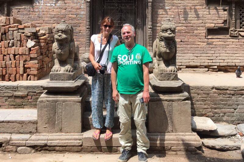 Unsere Nepal Spezialisten unterwegs für Sie. Nepal Reisen von unseren Experten nach Ihren individuellen Wünschen.