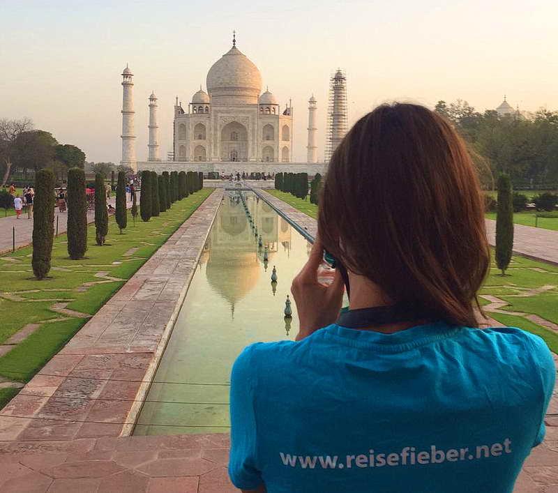 Unsere Indien Spezialisten sind regelmäßig für Sie unterwegs, diese Mal waren wir in Nordindien für Sie
