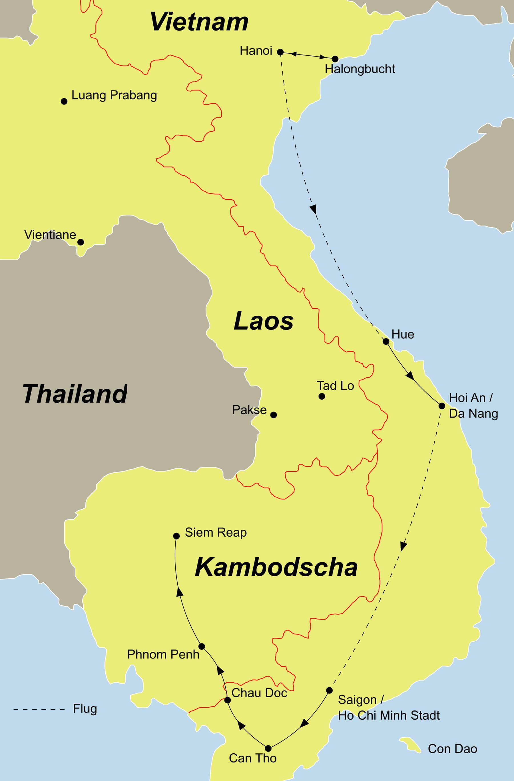 indochina erleben vietnam kambodscha mit angkor wat. Black Bedroom Furniture Sets. Home Design Ideas