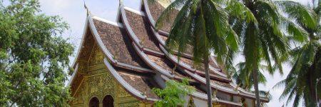 Der Wat Xieng Thong ist das Kronjuwel aller Klöster und Tempel in Luang Prabang