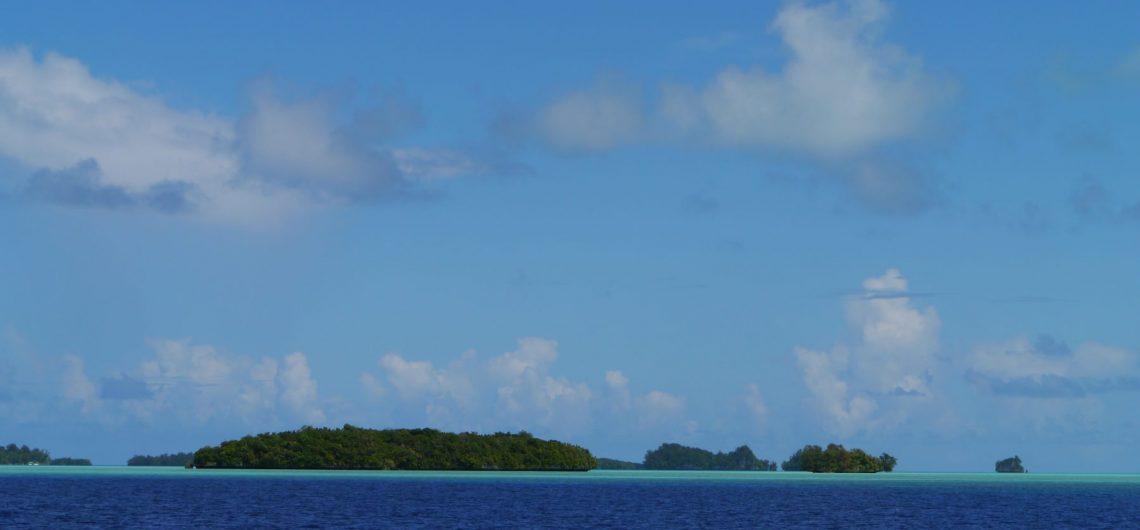 Im Gegensatz zu vielen anderen Regionen in Asien, wird der Toursimus in Palau noch nicht sehr kommerziell betrieben.