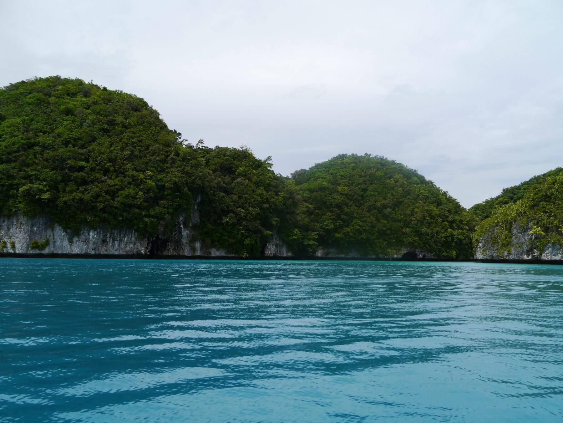 Mikronesien selbst besteht aus über 2000 Inseln bzw. Atollen.