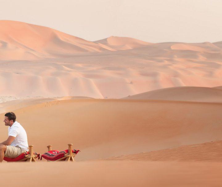 Das Hinterland der Vereinigten Arabischen Emirate mit seinen Oasen und Wüsten bietet sich sowohl für kurze als auch längere Ausflüge an. Eine Emirate Rundreise zeigt Ihnen die unterschiedlichen Facetten .