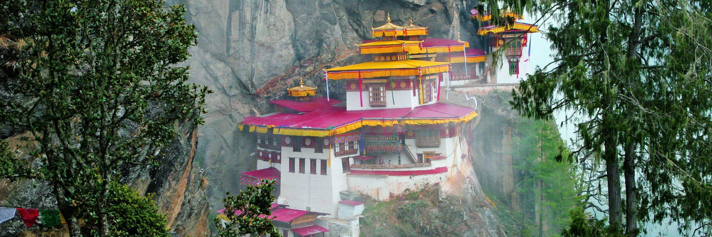 Beste Reisezeit Bhutan