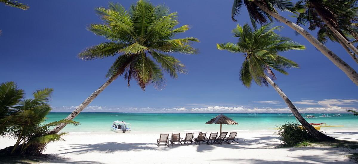 In den Philippinen sind Sie richtig um den Strand in all seiner Schönheit genießen zu können.