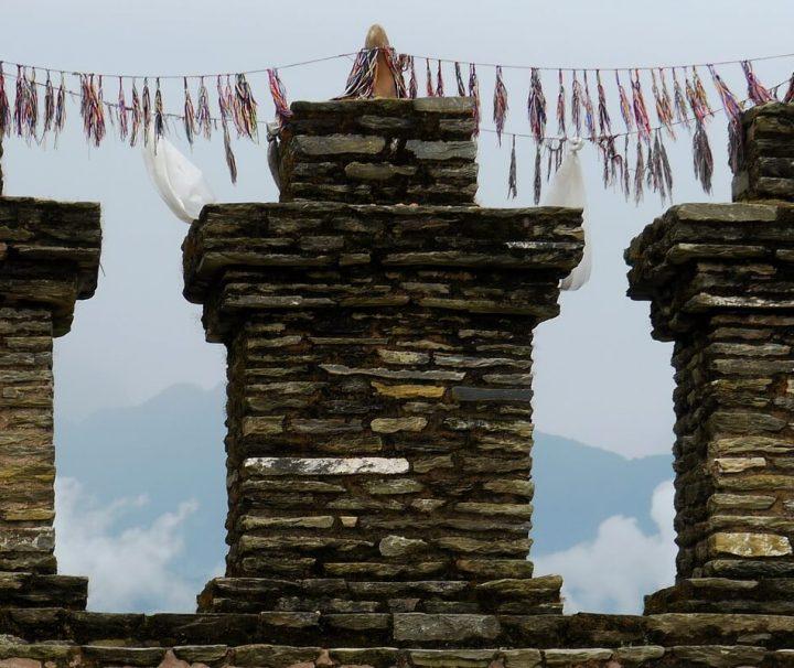 Rabdentse war einst die königliche Hauptstadt Sikkims, ehe sie im 18. Jahrhundert von der nepalesischen Armee fast vollständig zerstört wurde.