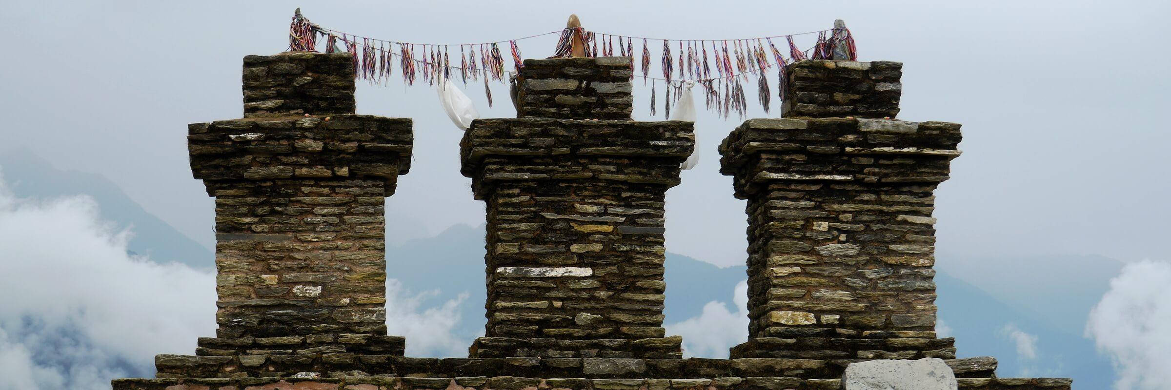 Packliste für Indien Trekking Reisen