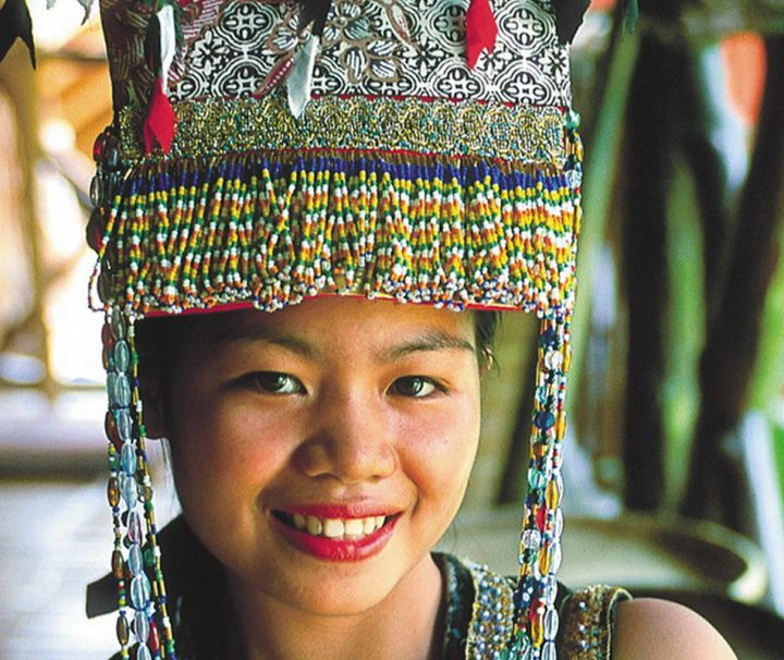 Im Monsopiad Cultural Village können Gäste Kultur und Gebräuche der einheimischen Bevölkerung von Borneo kennenlernen.