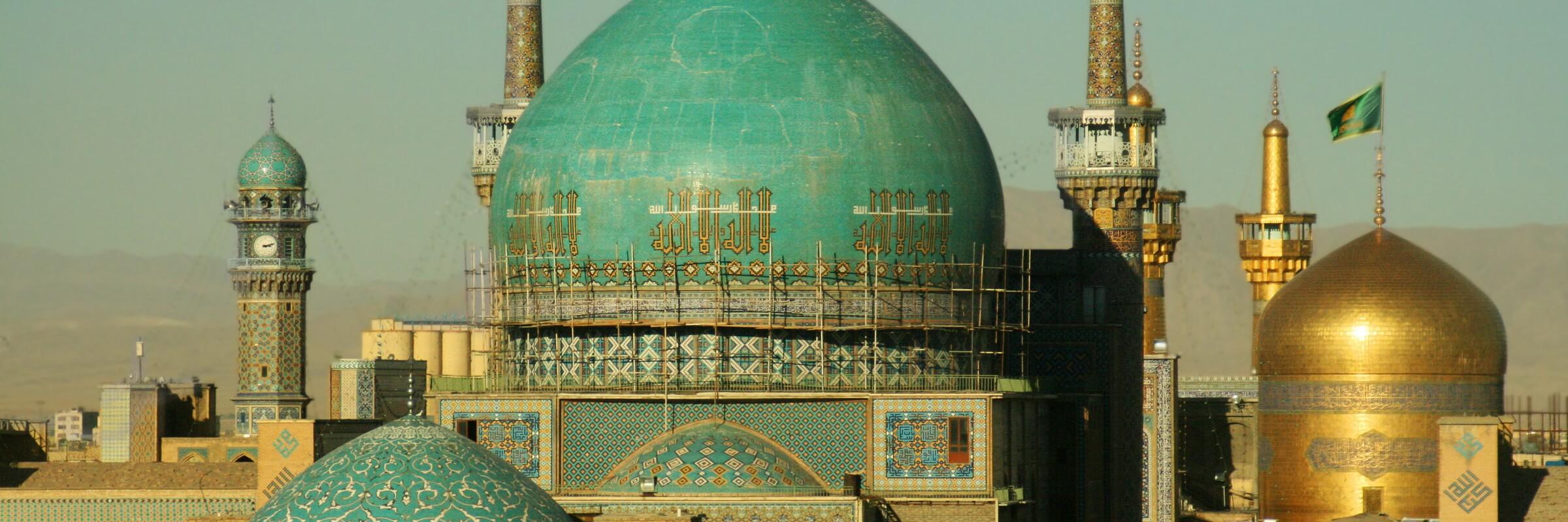 Beste Reisezeit Iran