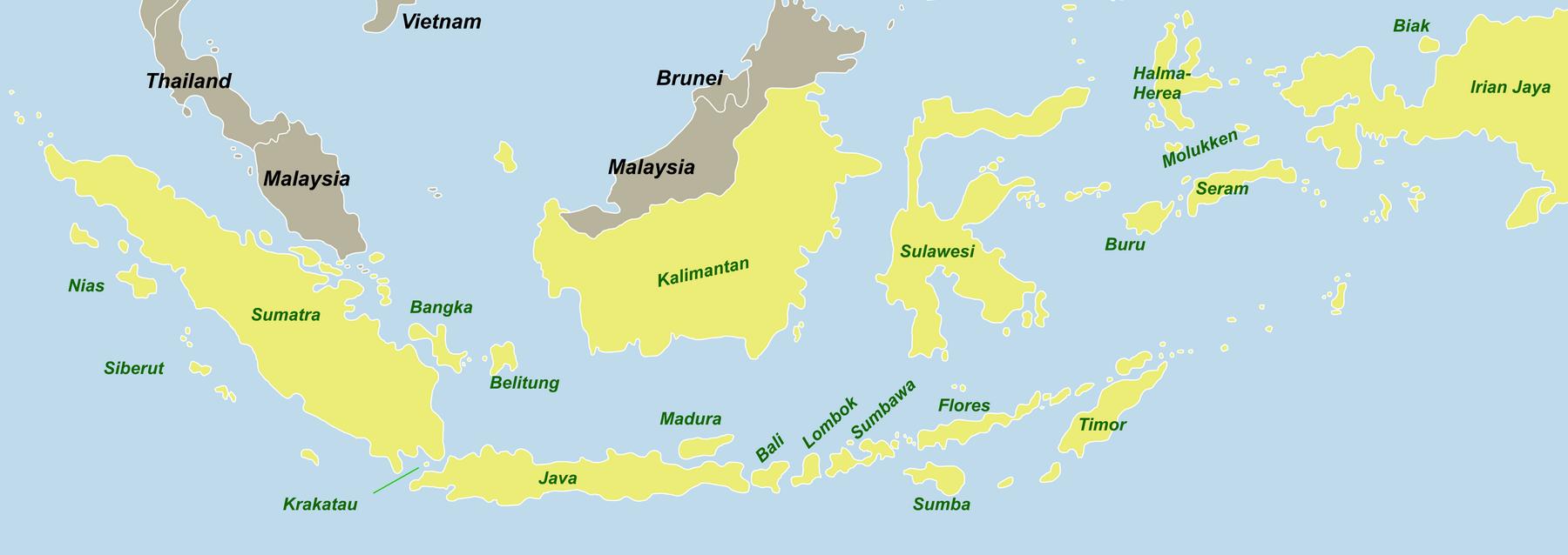 Indonesien Traumurlaub anspruchsvoll mit dem Reiseveranstalter reisefieber planen und reisen.