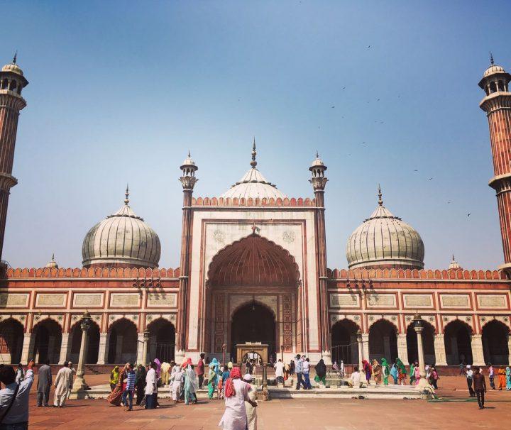 Delhi Sightseeingtour Jama Masjid