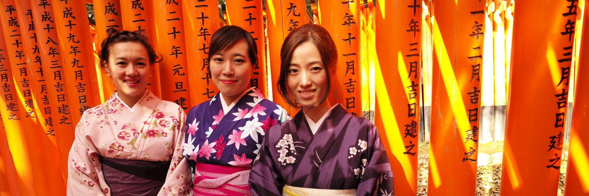 In Japan stehen Traditionsverehrung und Exotik in einem vitalen Spannungsverhältnis zum modernen Lebensstil.