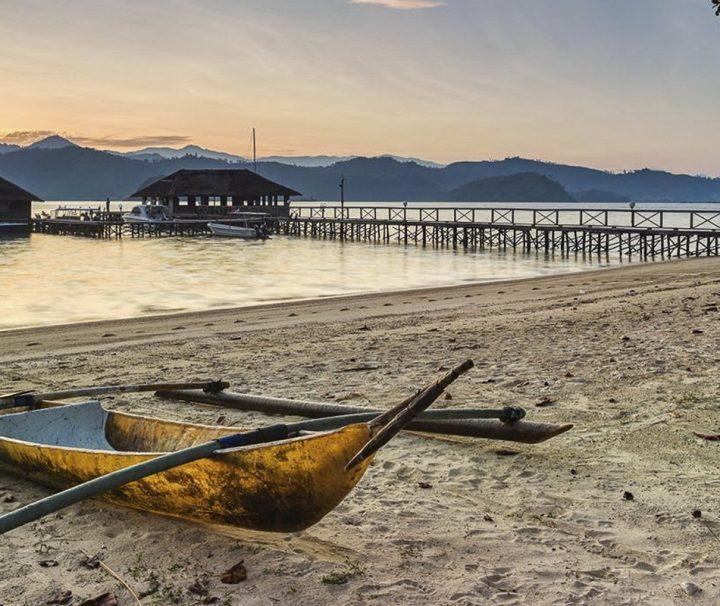 Im Cubadak Paradiso Village kann man ohne weitere Gebühr mit einem Kanu die Gewässer nahe der Insel erkunden.