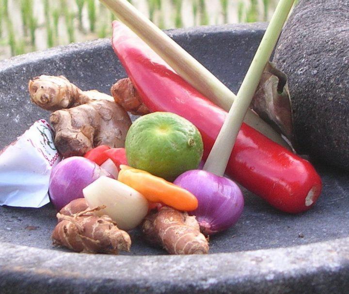 Das Gewürzparadies Bali ist der perfekte Ort einen Kochkurs zu belegen