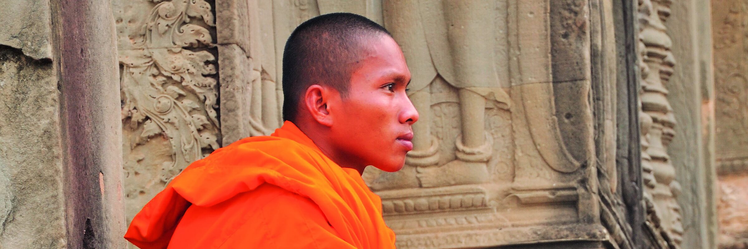 Angkor Wat ist nicht nur ein beliebtes Ziel unter Reisenden, sondern auch ein wichtiger Ort für Pilgerfahrten.