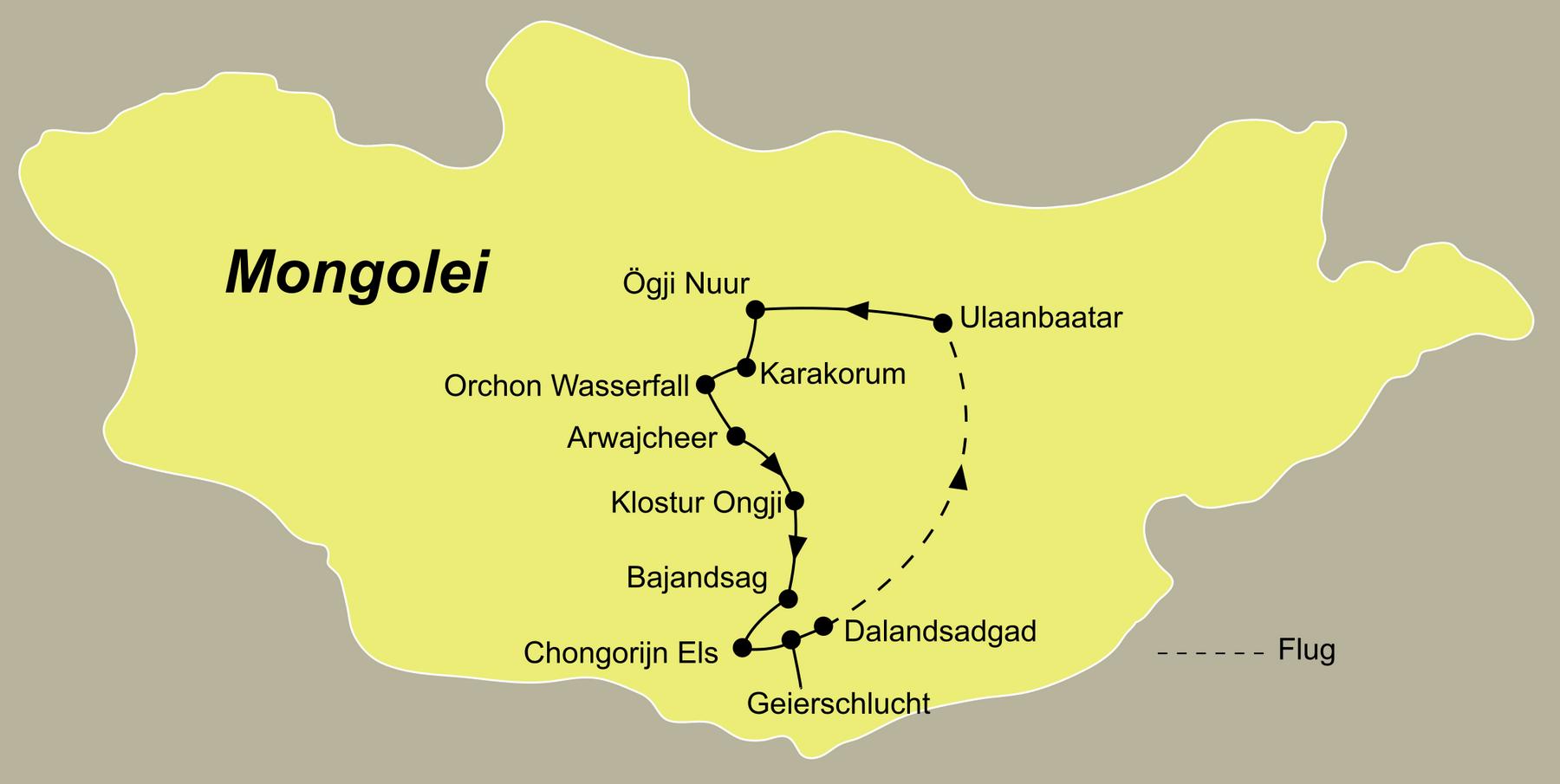 Mongolei Mit Dem Jeep Pferd Und Kamel Mongolei Aktiv Reisen