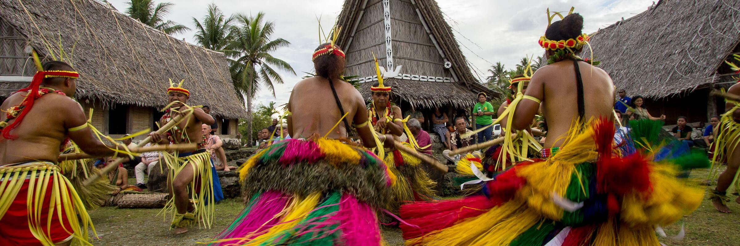 Beste Reisezeit Mikronesien