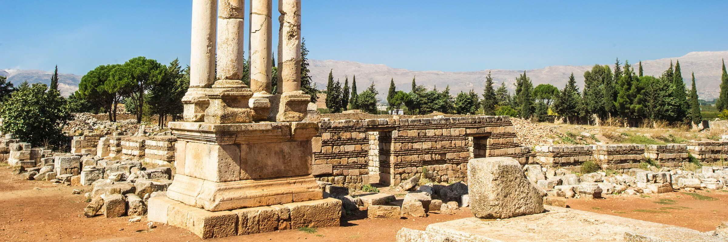 Beste Reisezeit Libanon