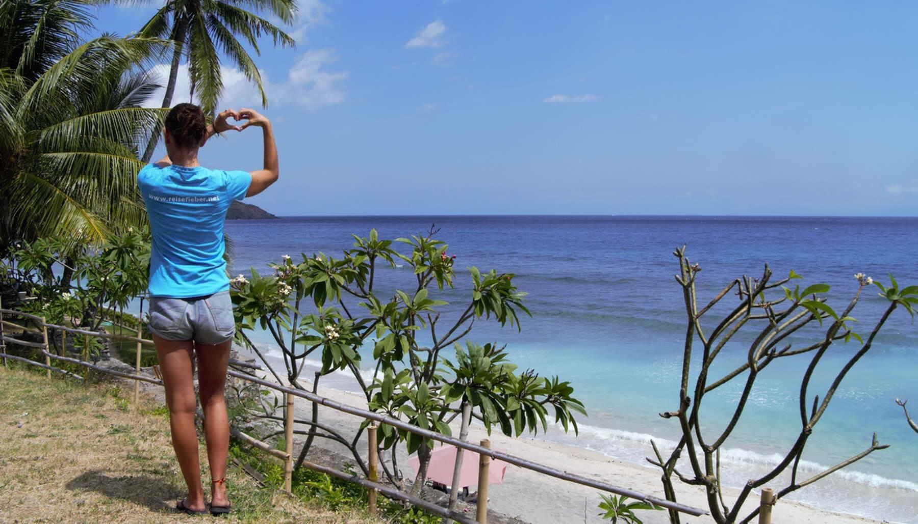 Wir von Reisefieber Reisen lieben Lombok!
