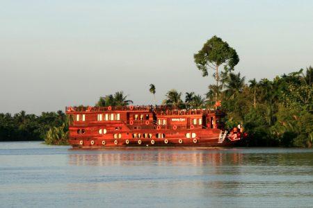 Vietnam erkunden bei einer Flusskreuzfahrt im Mekong Delta