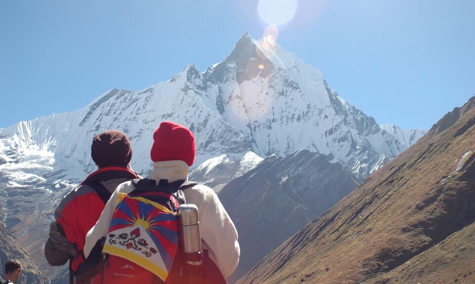 Nepal Trekking Überblick