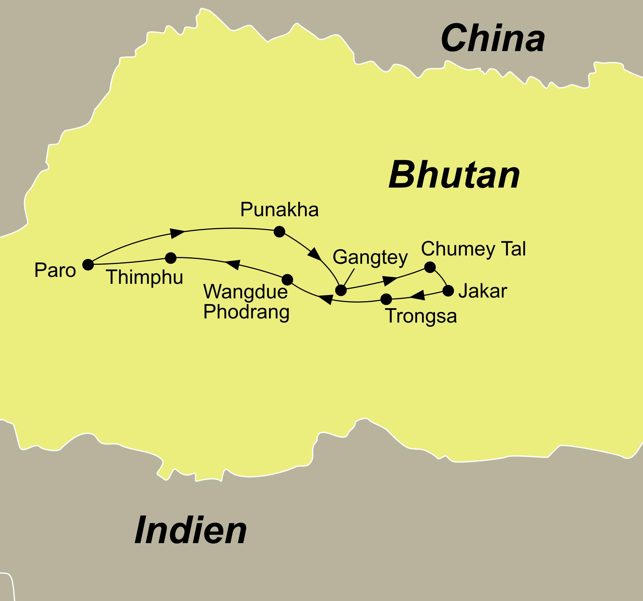 Bhutan Reisen 2020 Gruppenreisen Mit Festivals Bhutan