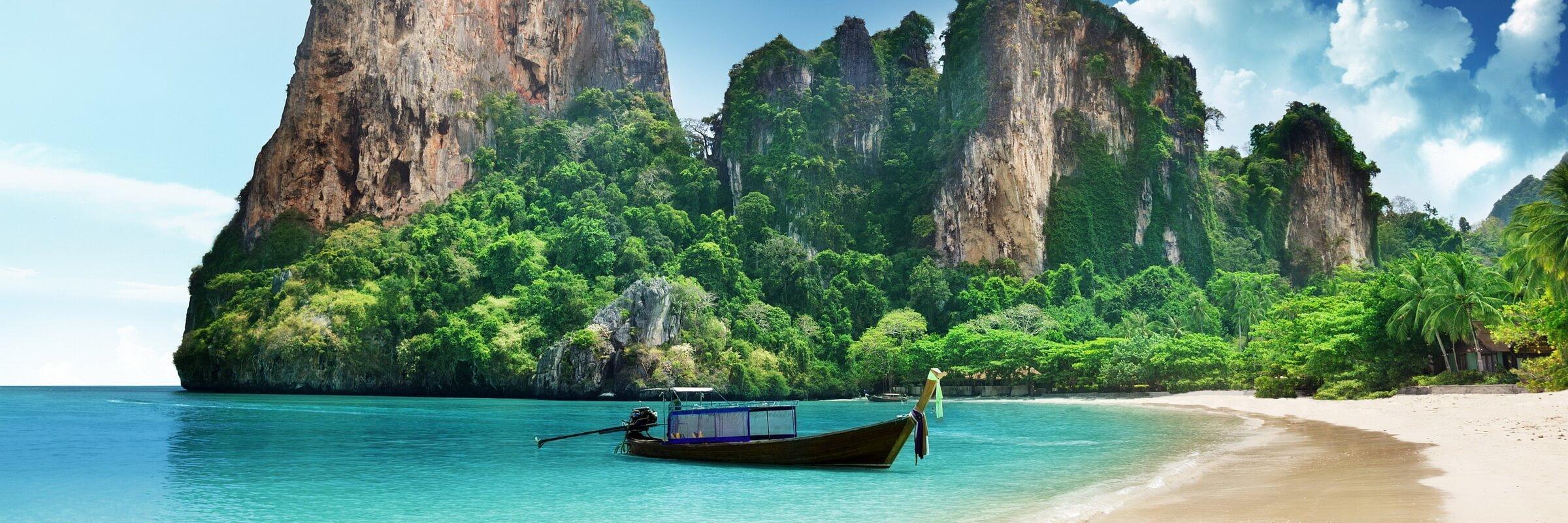 Die Inseln Koh Samui, Koh Tao und Koh Phangan zählen unter vielen kleinen weiteren Inseln zum Koh Samui Archipel.