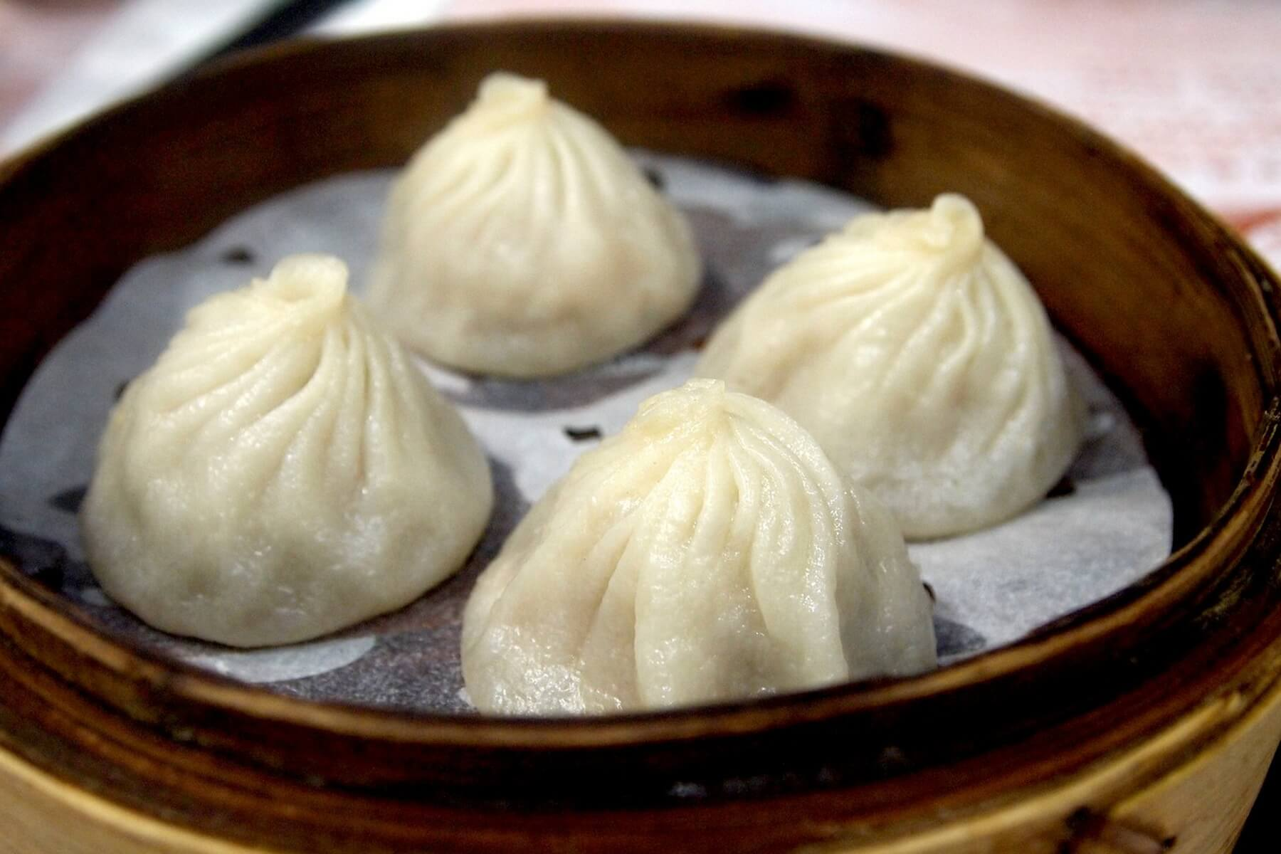 Zu einer Streetfoodtour durch Hongkong gehören Dim Sums einfach dazu!