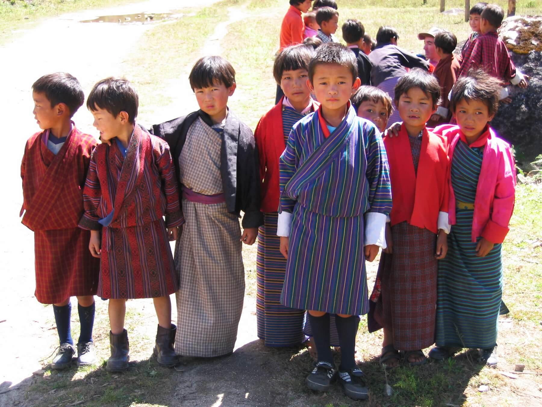 Land und Leute können während des Trekkings erfahren werden.
