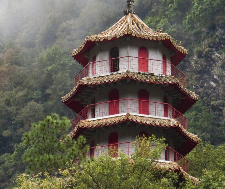 Der nach der Taroko-Schlucht benannte Taroko Nationalpark liegt im Osten der Insel und ist der älteste Nationalpark in Taiwan.
