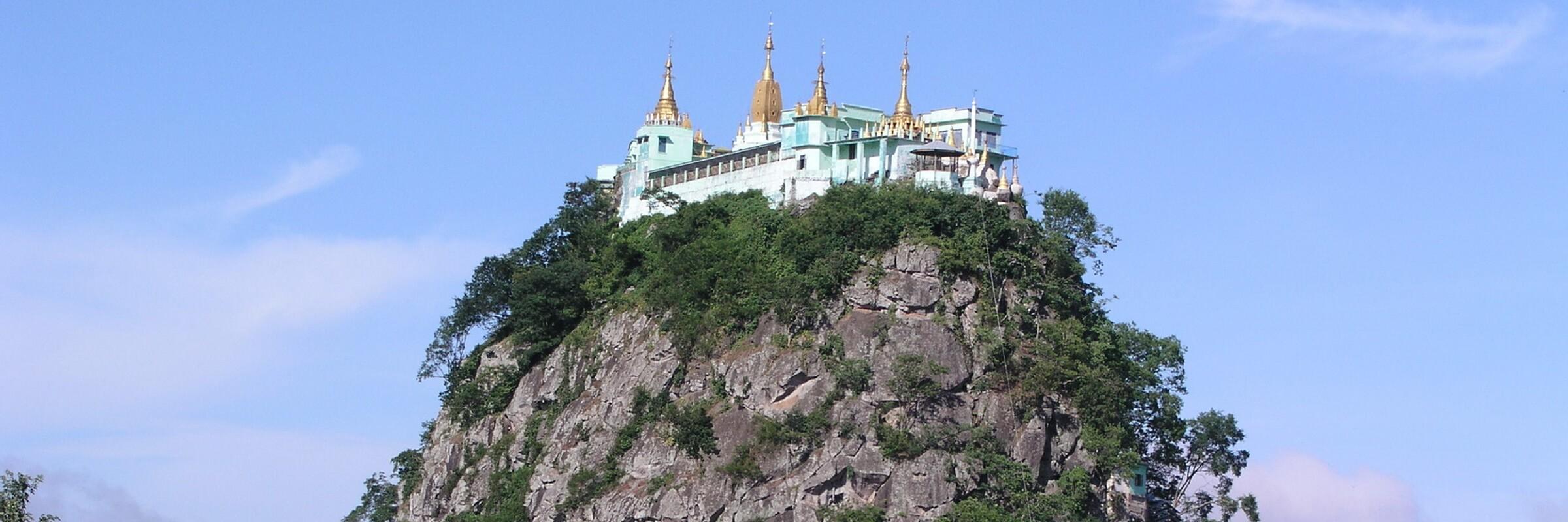 Beste Reisezeit Myanmar