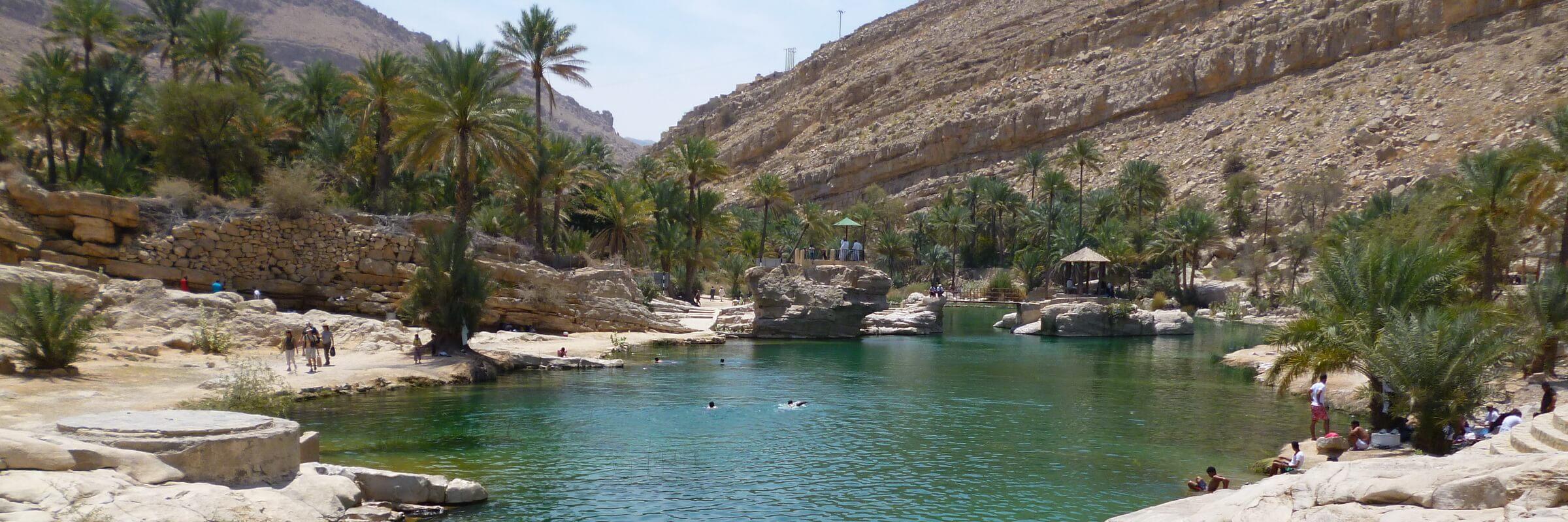 Beste Reisezeit Oman