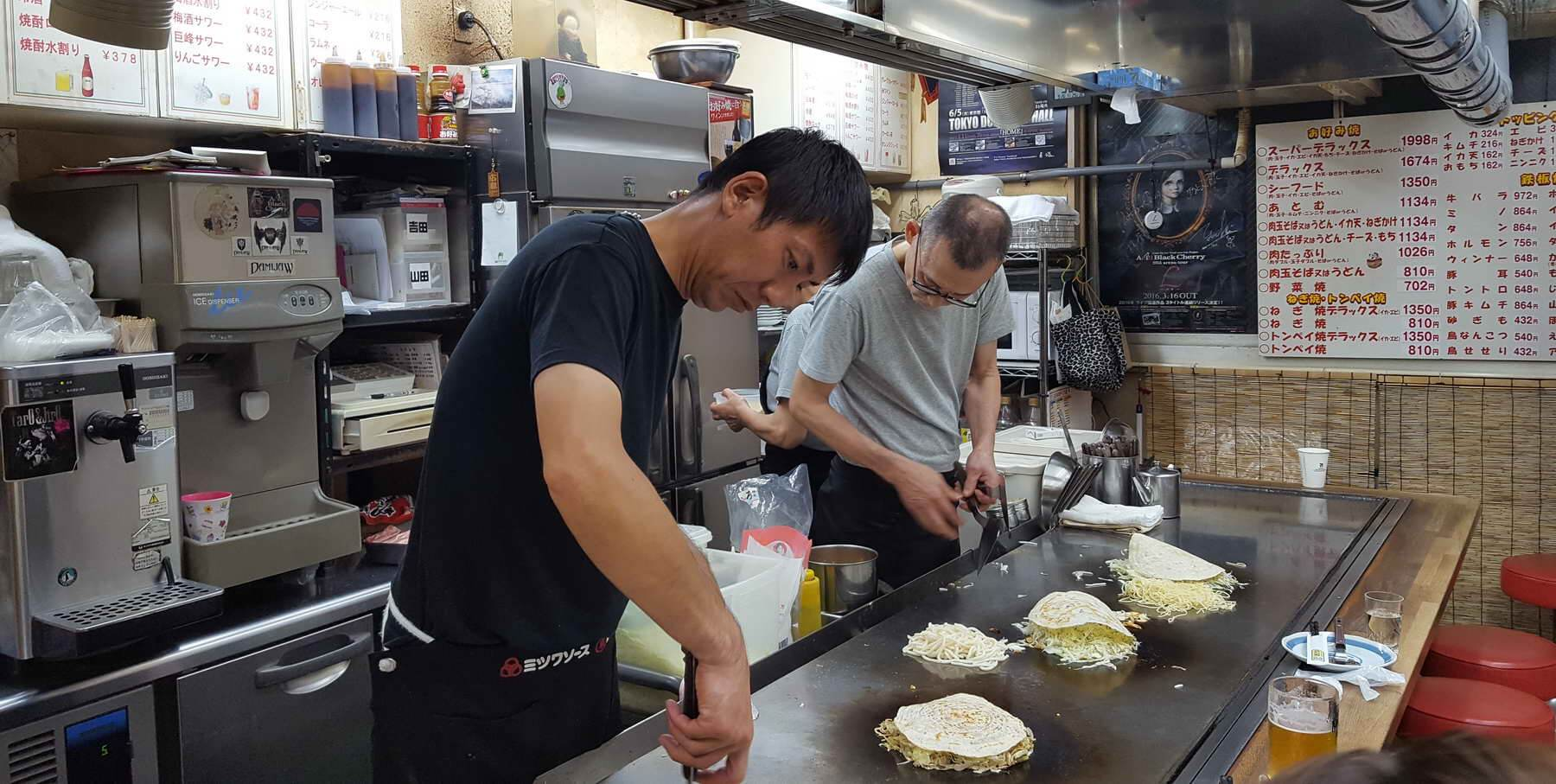 Okonomiyaki – ein herzhafter Pfannkuchen, ein Essenstipp unserer Japan Expertin