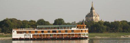 Bei Flusskreuzfahrt in Myanmar lernen Sie das Land rund um den Irrawaddy besonderes intensiv kennen.