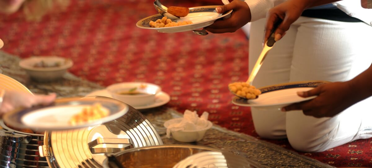 Ramadan ein kulturelles Erlebnis