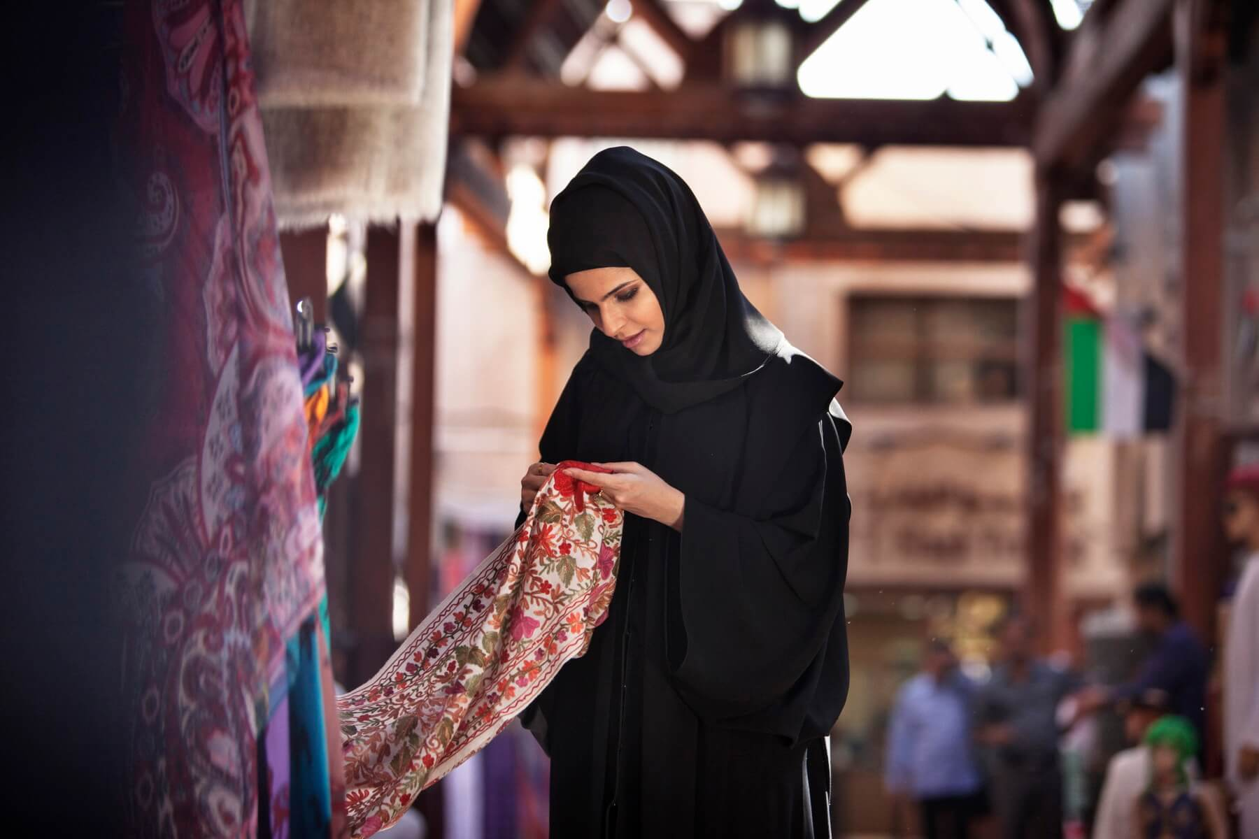 Die meisten Geschäfte öffnen während des Ramadans von 10 -16 und 19 -24 Uhr