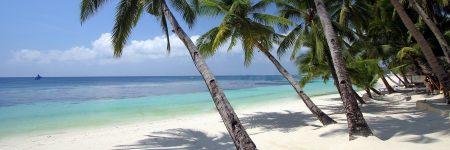 Baden in den Philippinen ist wie baden im Paradies, hier kann man genug Strandaktivitäten machen.