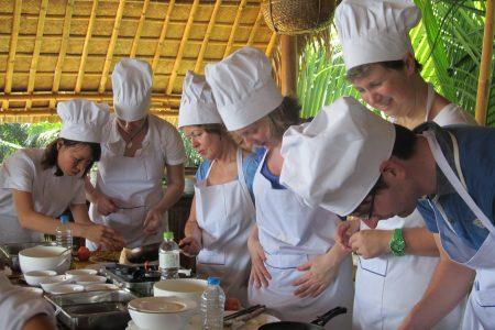 Kochschule in Vietnam