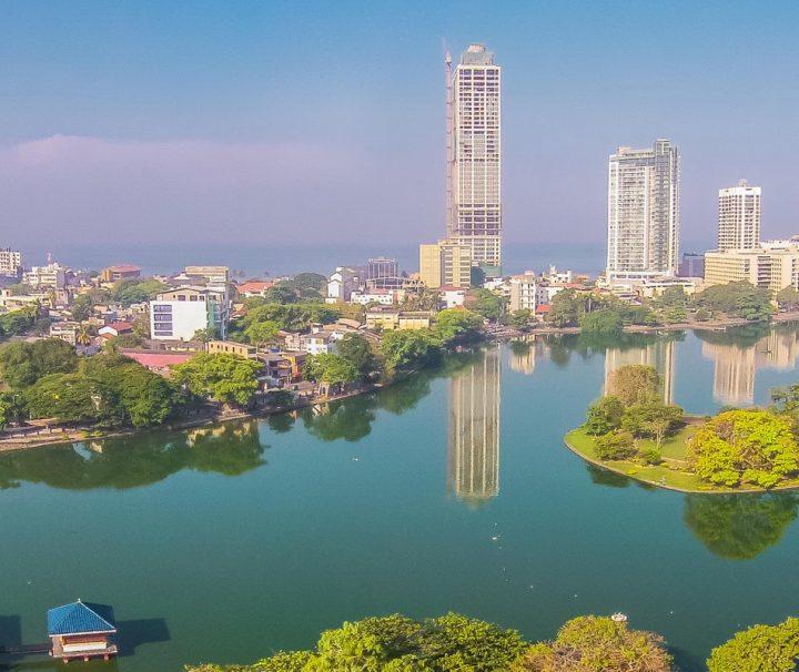 Colombo entwickelte sich von einem einfachen Fischerdorf zu einem begehrten Handelshafen