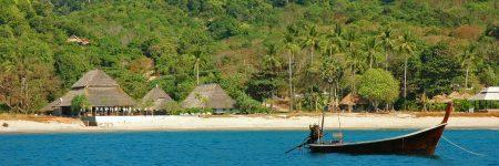 Der beliebte Klong Dao Beach auf Koh Lanta ist bekannt für ein optimales Gleichgewicht zwischen Erholung  und Unterhaltung.
