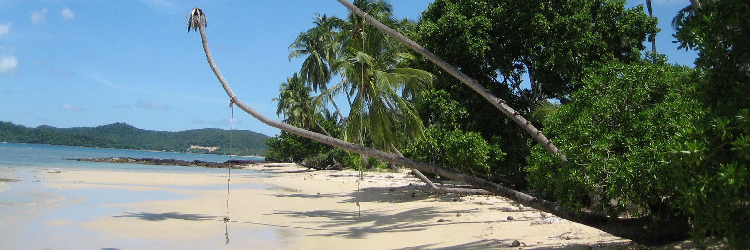 Die kleine Insel Koh Mak ist mit nur 500 Einwohnern ein Geheimtipp für alle Ruchesuchenden.