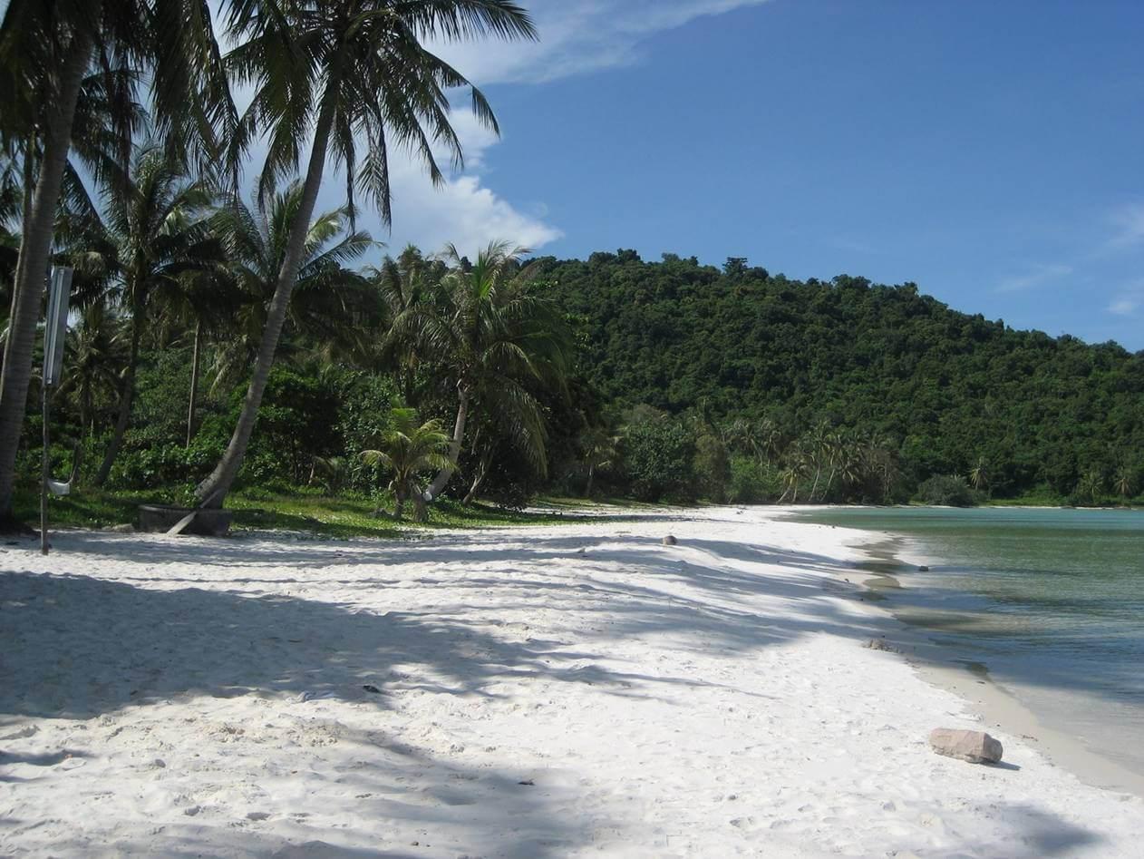 Obwohl die Insel Phu Quoc in Südvietnam bereits touristisch gut erschlossen ist, gibt es dort noch zahlreiche abgelegene Plätze für Ruhesuchende.