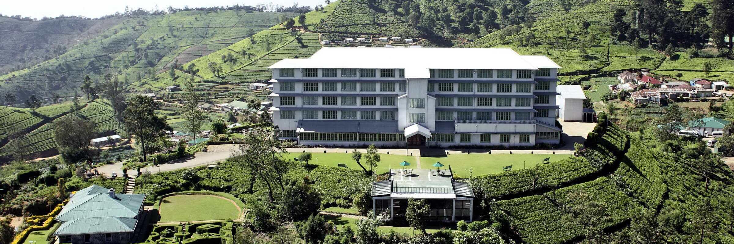 Heritage Tea Factory: Luxus inmitten von Teeplantagen - Reisefieber